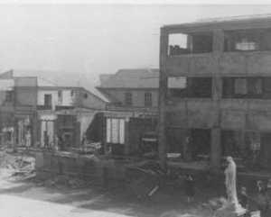 Construcción Pabellón Antiguo